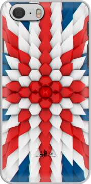 3D Poly Union Jack London flag Case for Iphone 6 4.7