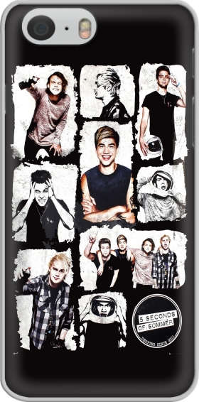 Case 5 seconds of summer for Iphone 6 4.7