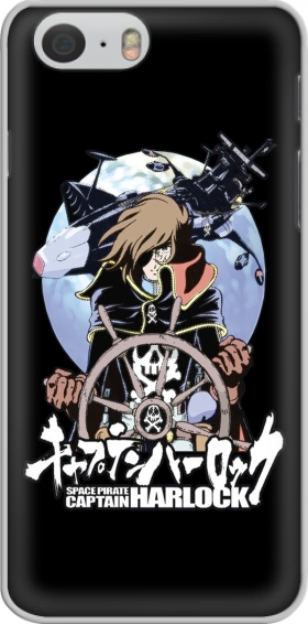 Case Space Pirate - Captain Harlock for Iphone 6 4.7