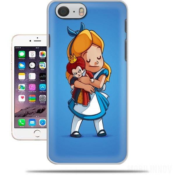 Case Alice Free Hugs for Iphone 6 4.7