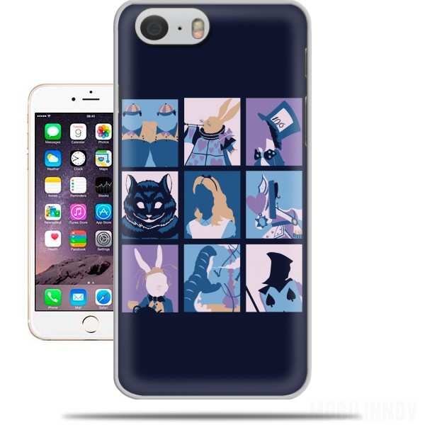 Case Alice pop for Iphone 6 4.7