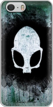 Skull alien Case for Iphone 6 4.7