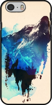 Alone as a wolf Case for Iphone 6 4.7