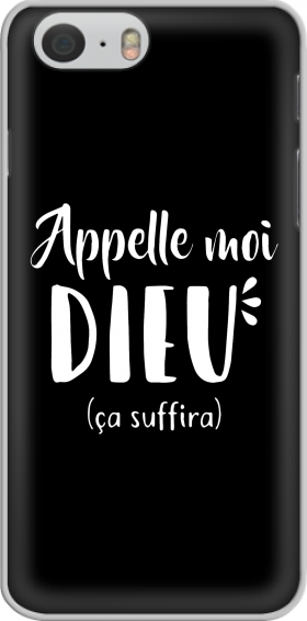 Case Appelle moi dieu for Iphone 6 4.7