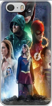 Arrowverse fanart poster Iphone 6 4.7 Case