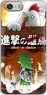 Attack On Chicken Iphone 6 4.7 Case
