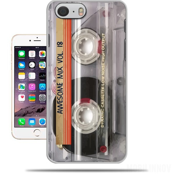 Case Awesome Mix Cassette for Iphone 6 4.7