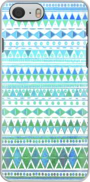 Aztec Aqua Case for Iphone 6 4.7