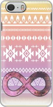 Pink Aztec Infinity Case for Iphone 6 4.7