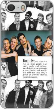 Backstreet Boys family fan art Iphone 6 4.7 Case