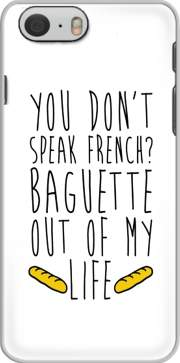 Baguette out of my life Iphone 6 4.7 Case
