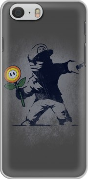 Banksy Flower bomb Case for Iphone 6 4.7