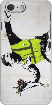 Bansky Yellow Vests Iphone 6 4.7 Case