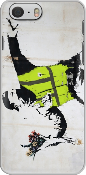 Case Bansky Yellow Vests for Iphone 6 4.7
