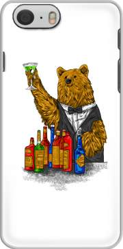 Bartender Bear Iphone 6 4.7 Case