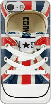All Star Basket shoes Union Jack London Case for Iphone 6 4.7