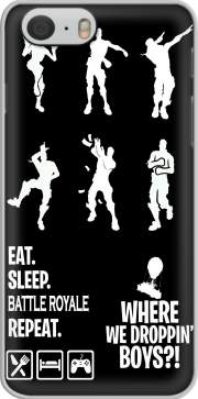 Battle Royal FN Eat Sleap Repeat Dance Iphone 6 4.7 Case