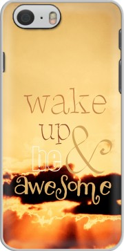 Be awesome Case for Iphone 6 4.7