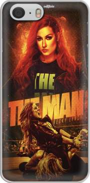 Becky lynch the man Catch Iphone 6 4.7 Case