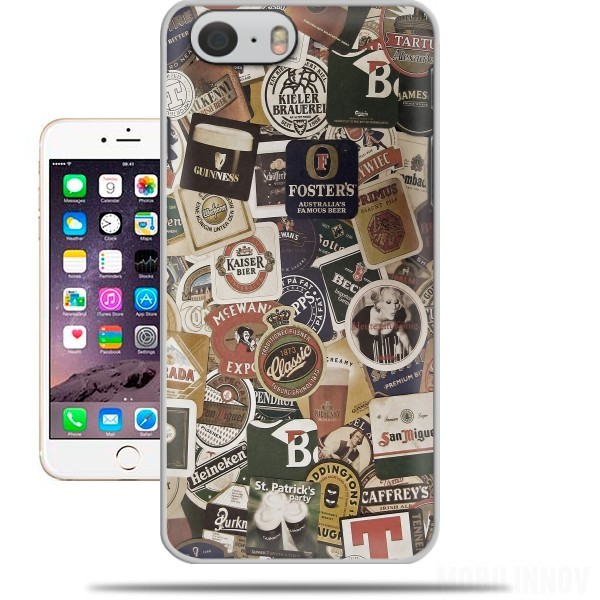Case Beers of the world for Iphone 6 4.7