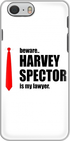 Case Beware Harvey Spector is my lawyer Suits for Iphone 6 4.7