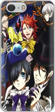 Black Butler Fan Art Iphone 6 4.7 Case