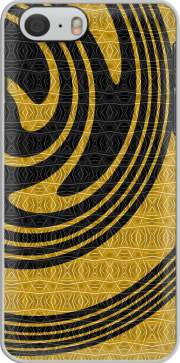 BLACK SPIRAL Iphone 6 4.7 Case