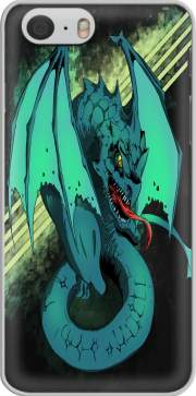 Blue dragon Case for Iphone 6 4.7