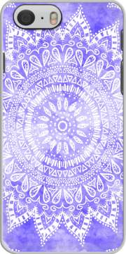 Bohemian Flower Mandala in purple Case for Iphone 6 4.7