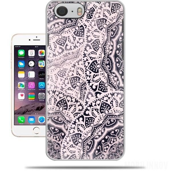 Case BOHOCHIC GIRL MANDALAS for Iphone 6 4.7
