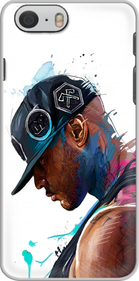 Case Booba Fan Art Rap for Iphone 6 4.7