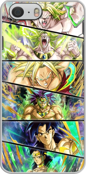 Case Broly Evolution for Iphone 6 4.7