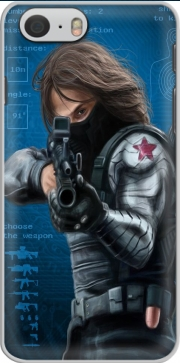 Bucky Barnes Aka Winter Soldier Case for Iphone 6 4.7