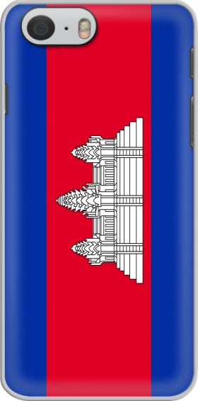 Case Cambodge Flag for Iphone 6 4.7