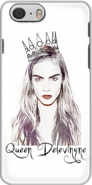 Cara Delevingne Queen Art Iphone 6 4.7 Case