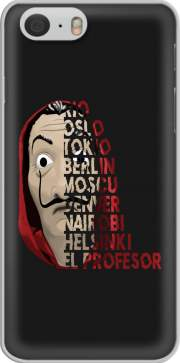 Casa de Papel Mask Vilain Iphone 6 4.7 Case