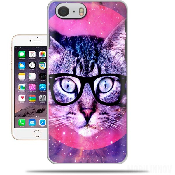 Case Cat Hipster for Iphone 6 4.7
