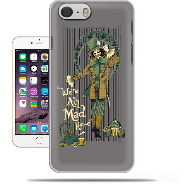Case Chapelier fou for Iphone 6 4.7