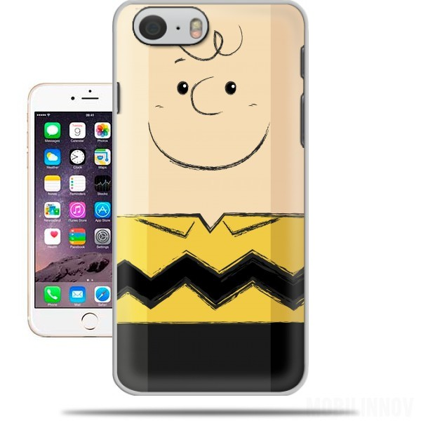 Case Charlie brown box for Iphone 6 4.7