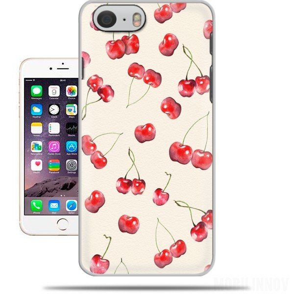 Case Cherry Pattern for Iphone 6 4.7
