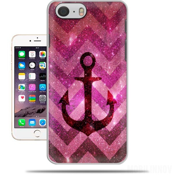 Case Anchor Chevron Red for Iphone 6 4.7