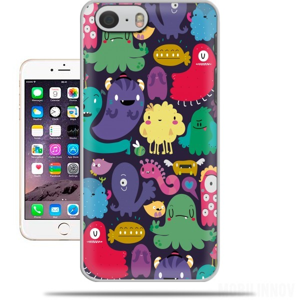 Case Colorful Creatures for Iphone 6 4.7