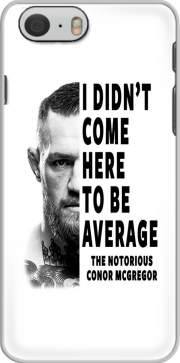 Conor Mcgreegor Dont be average Iphone 6 4.7 Case