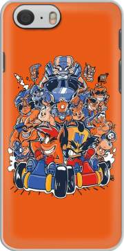 Crash Team Racing Fan Art Case for Iphone 6 4.7