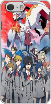 darling in the franxx Iphone 6 4.7 Case