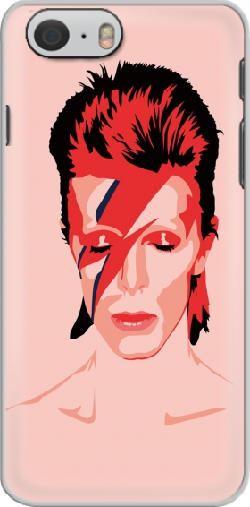 Case David Bowie Minimalist Art for Iphone 6 4.7