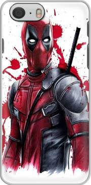 Deadpool Painting Iphone 6 4.7 Case
