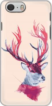 Deer paint Case for Iphone 6 4.7