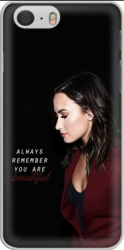 Demi Lovato Always remember you are beautiful Iphone 6 4.7 Case