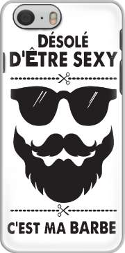 Desole detre sexy cest ma barbe Iphone 6 4.7 Case